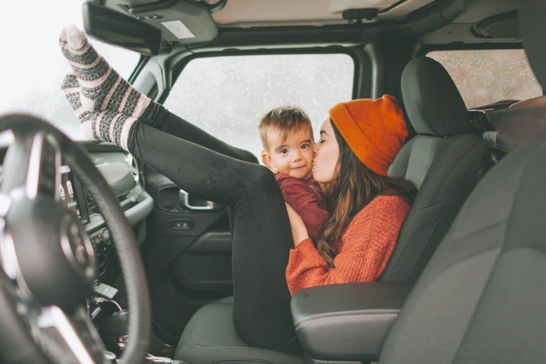 Comment voyager avec un bébé?