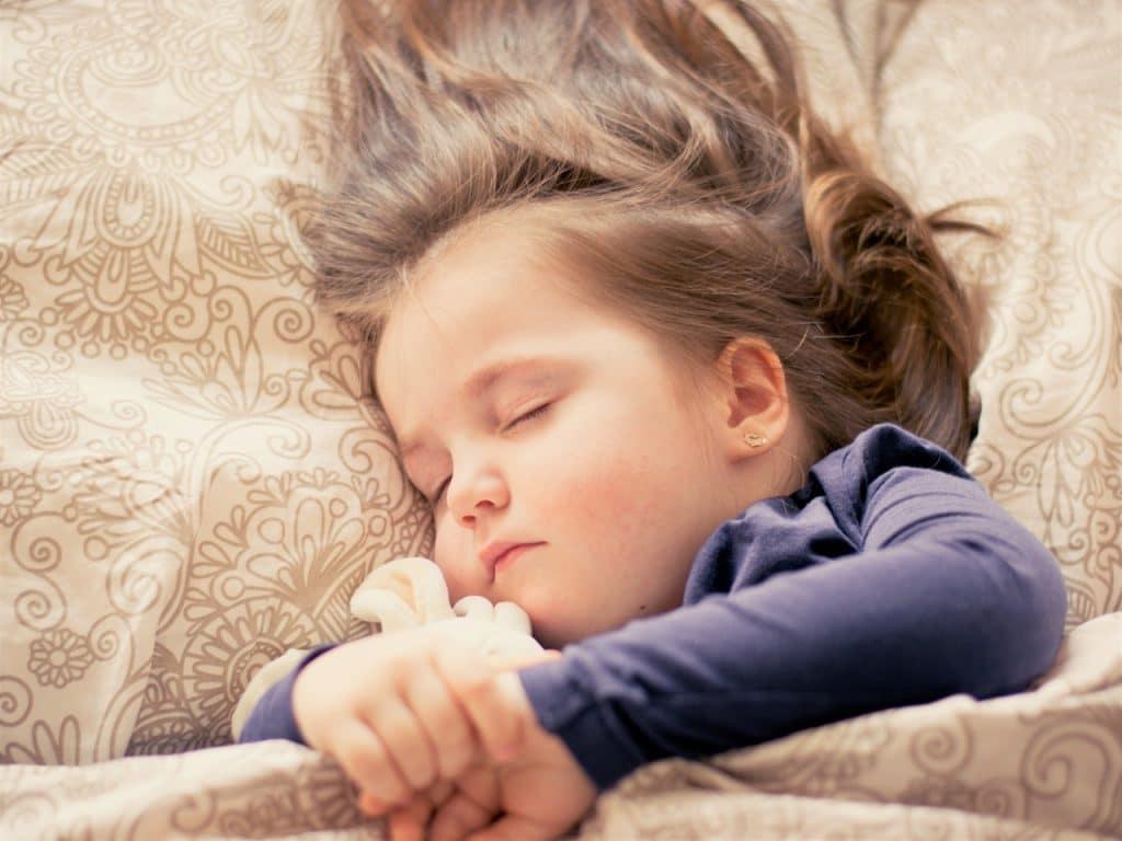 De 1 à 3 ans : l'aider à avoir un bon sommeil