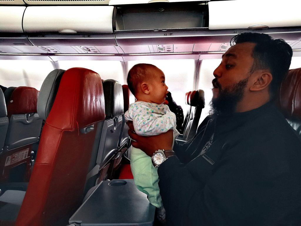 Quand peut-on voyager avec un bébé?