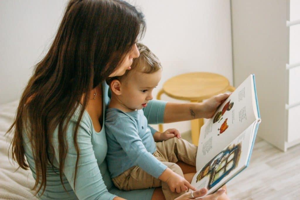 Quel livre pour signer avec bébé?
