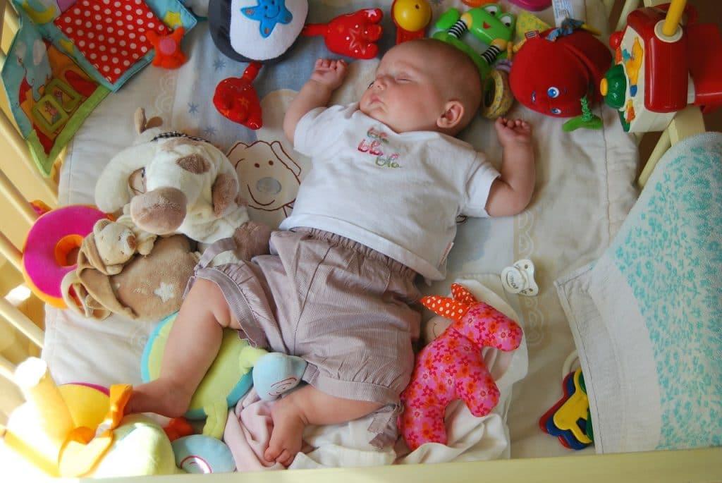 Quels jouets d'éveil pour bébé?