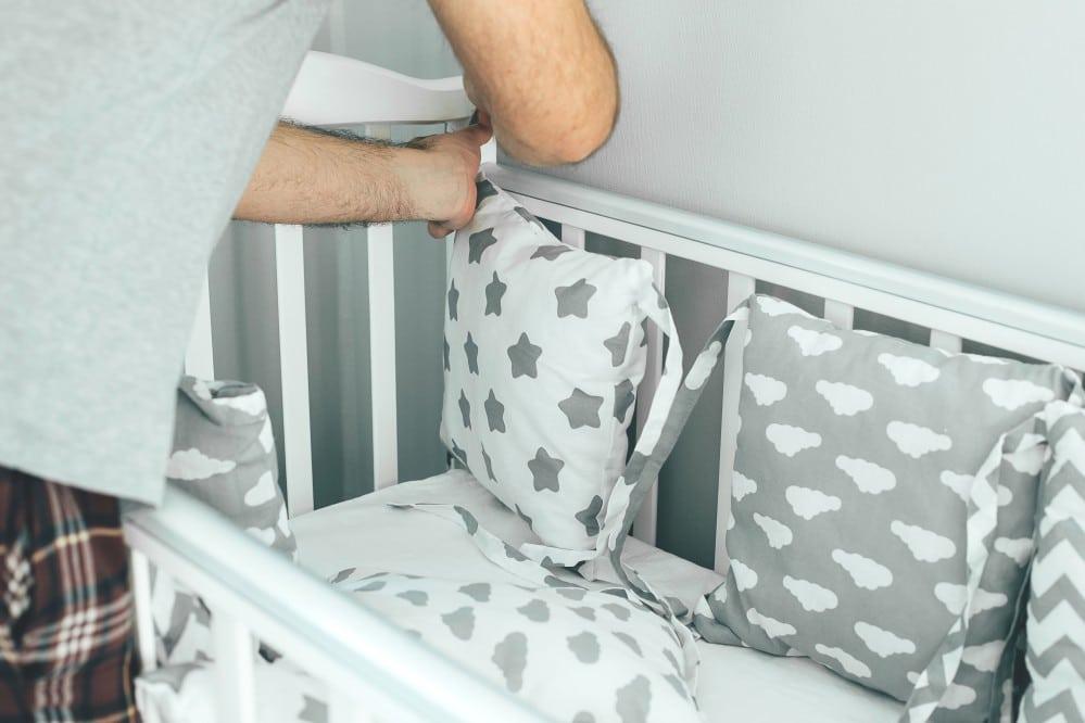 Où mettre le lit d'un bébé?
