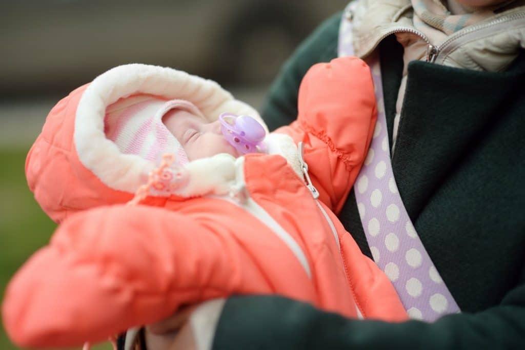 Premières sorties avec un nouveau-né