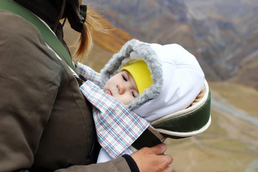 Où partir en vacances avec un bébé?