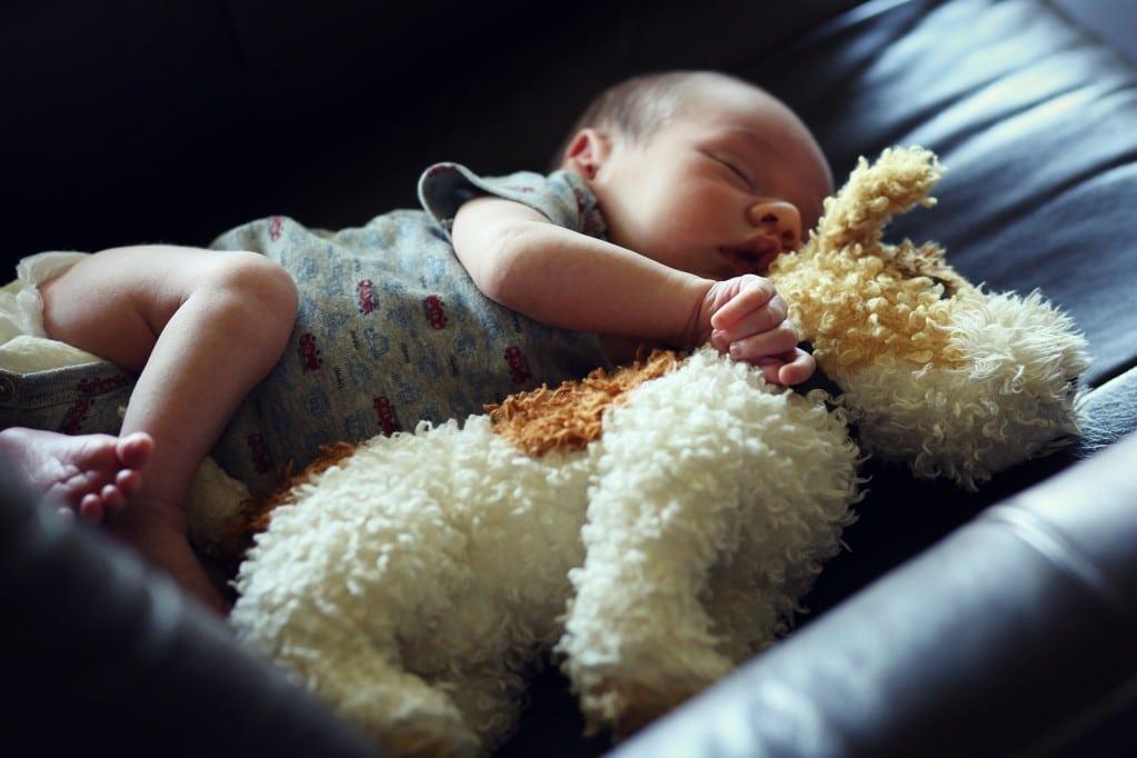 Comment habiller bébé pour la nuit?
