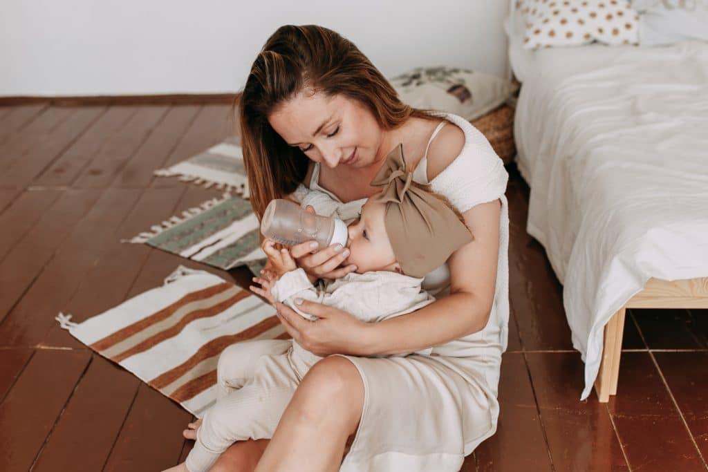 Comment faire dormir un bébé qui a un reflux ?