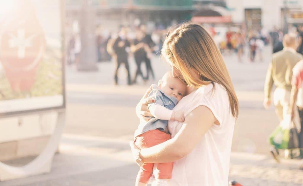 La toux : un symptôme de RGO chez bébé