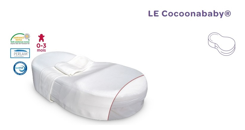 Cocoonababy pour dormir : avis sur le Red Castle