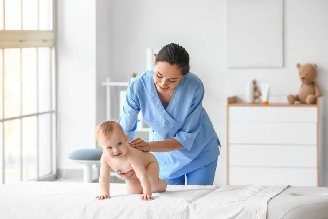 L'hypotonie chez le bébé