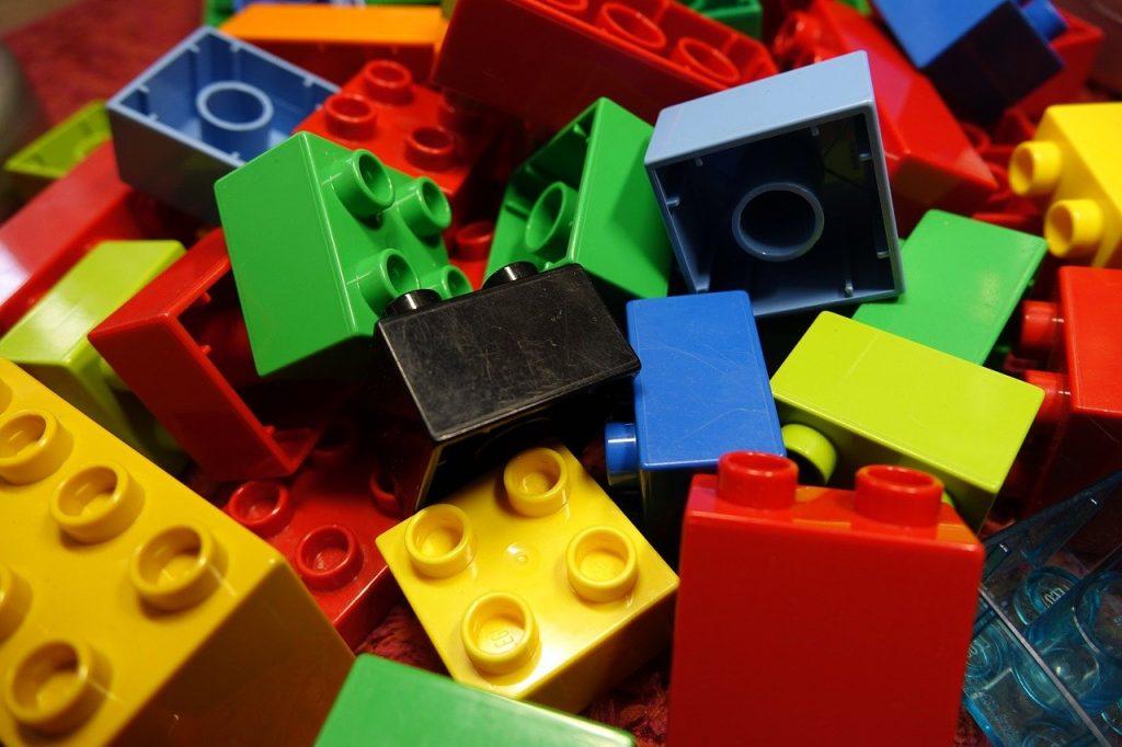 Faire des Lego