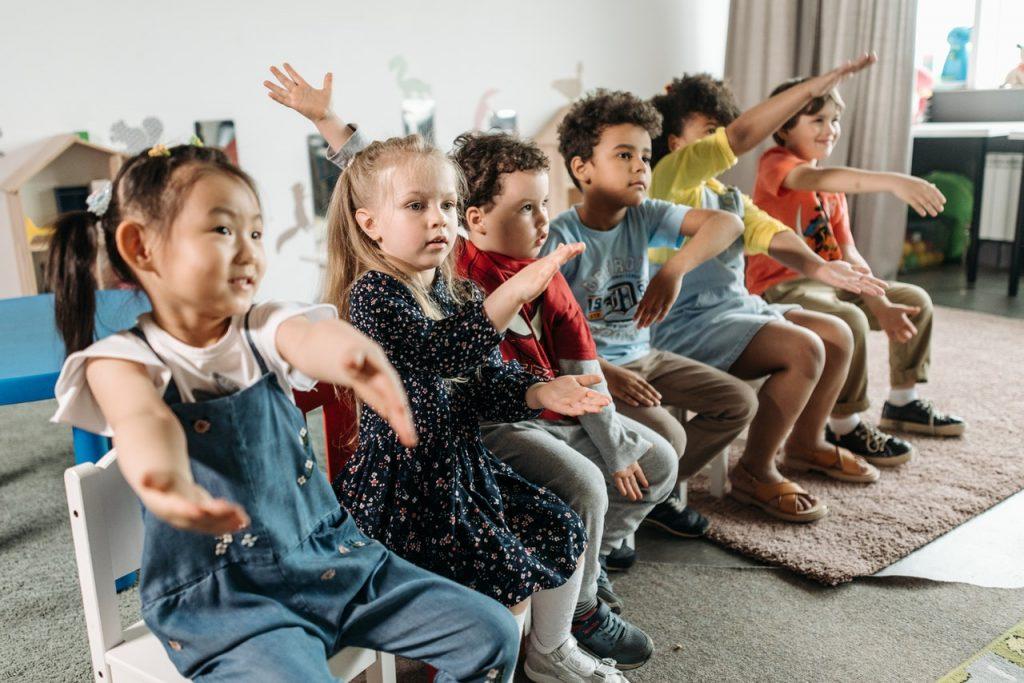 Pourquoi faire de la psychomotricité en maternelle ?