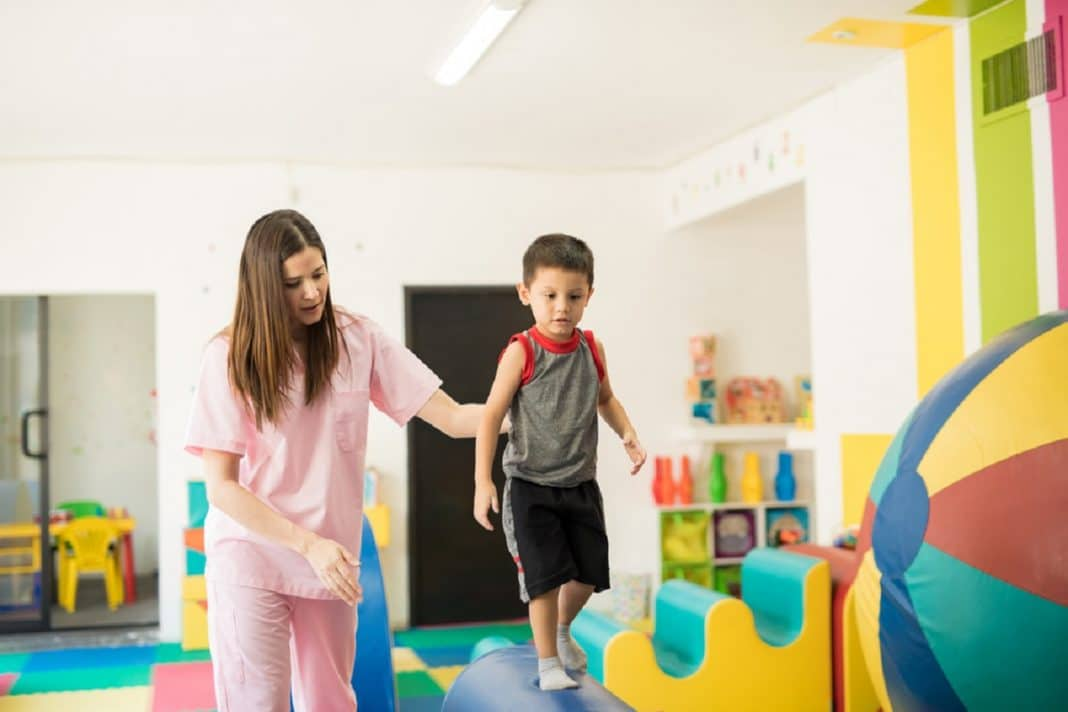Psychomotricien enfant : quand le consulter ?