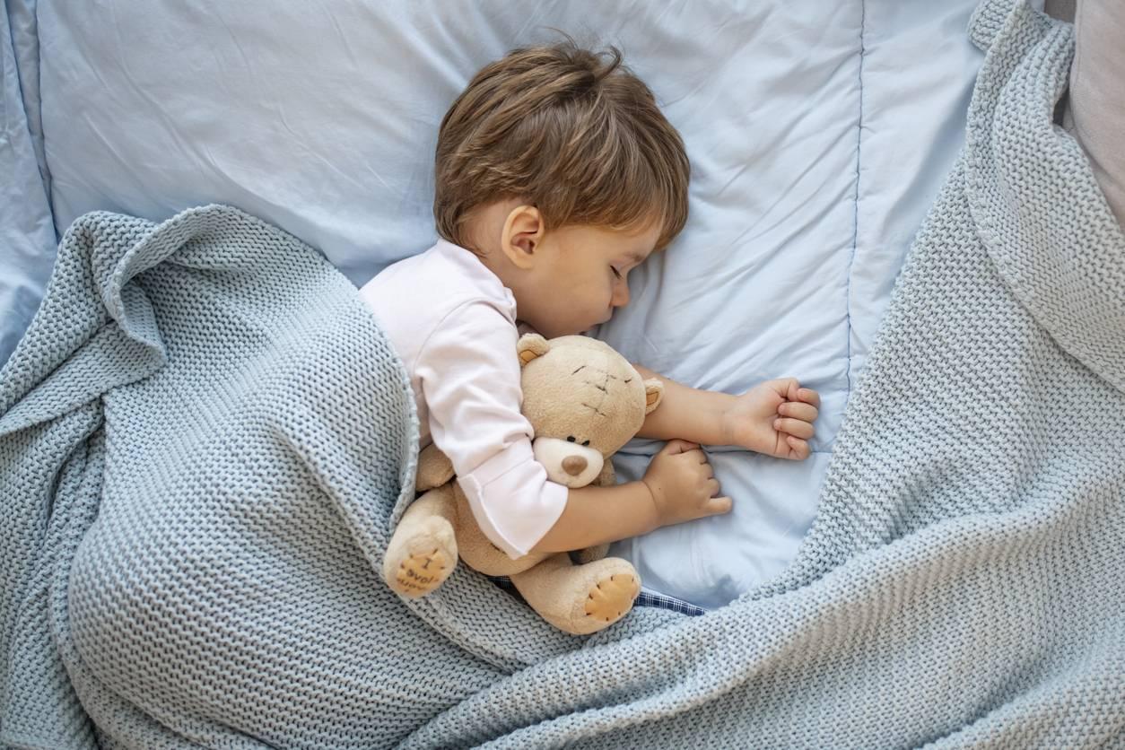 choix du doudou pour bébé