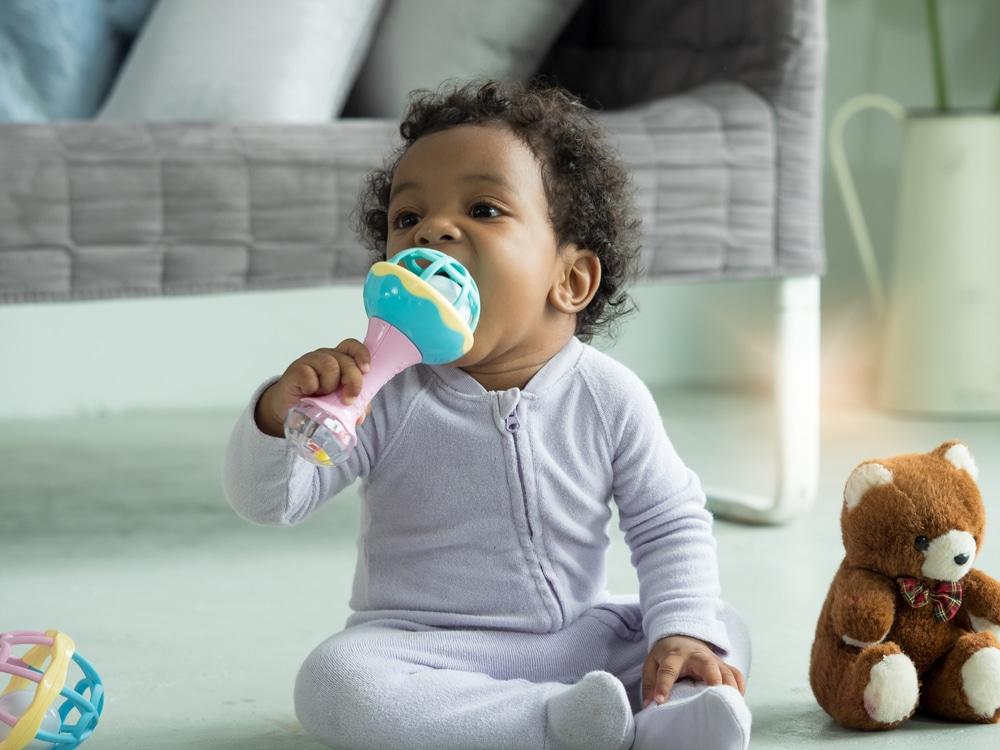 Qu'est-ce que le trouble de l'oralité chez bébé ?