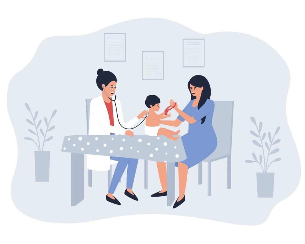 Comment savoir si mon enfant présente un retard de développement ?